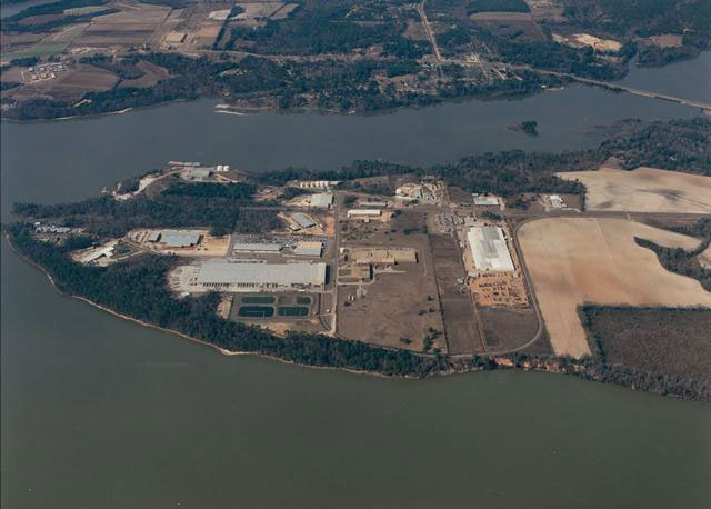 Eufaula Industrial Park
